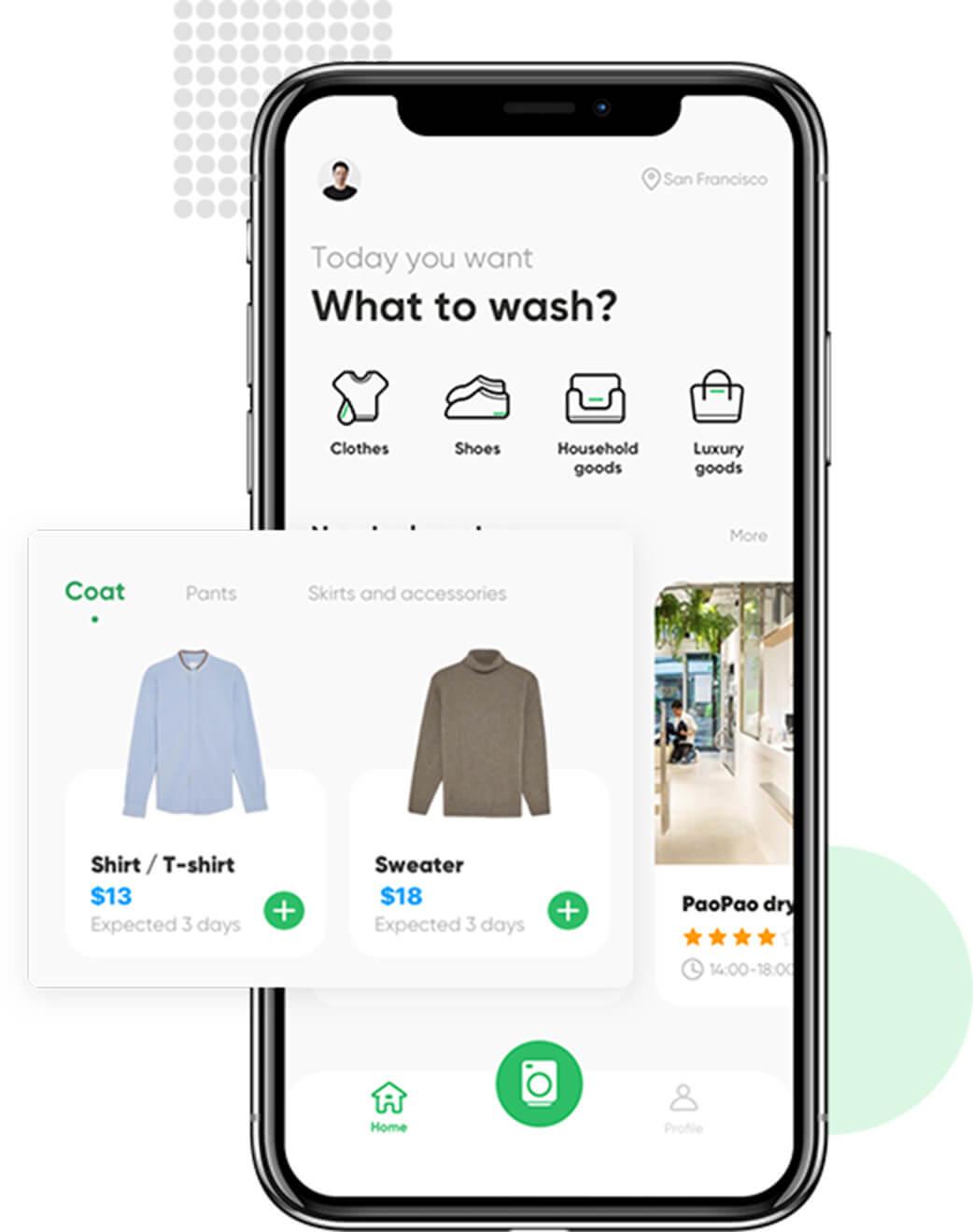 Branded Customer Website & App